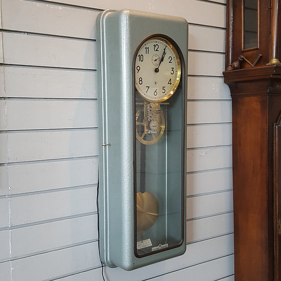 497-Rare High Precision Wall Clock