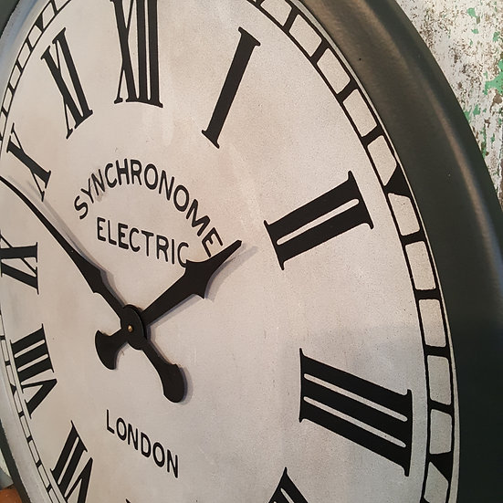576 - Synchronome Electric Wall Clock