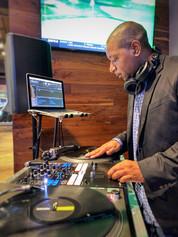 Phox Entertainment Group DJ Phox Topgolf