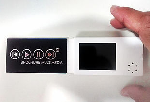 Brochure Multimedia Business Card