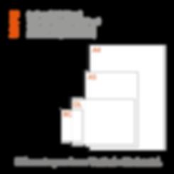 Brochure Multimedia Tamaños de Diseño