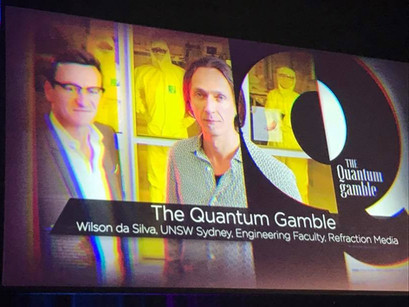 'Quantum Gamble' Awarded Best Article of the Year