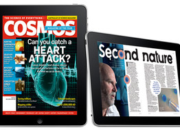 The COSMOS iPad App: A Case Study
