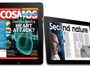 The COSMOS iPad App: A Case Study