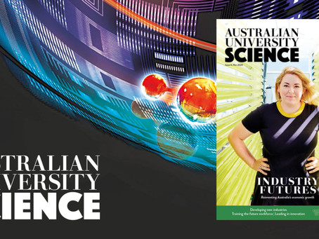 Industry Futures: Latest issue of Australian University Science