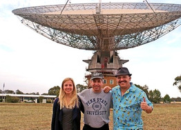 Touring the Five Great Australian Observatories