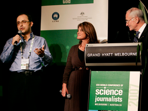 Federation to Extend Science Journalist Mentoring