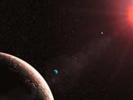 25,000 Hellos Go Out From Australia to 'Super Earth'
