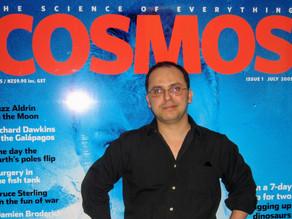 Day in the Life: Science Journalist Wilson da Silva