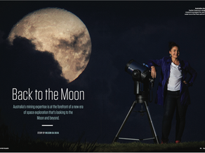 The Aussie Mission to Mine the Moon