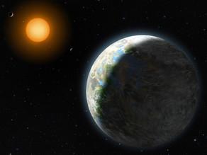 Site Manda SMS a Planeta Mais Próximo Fora do Sistema Solar
