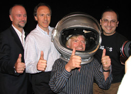 Space Tourism to Pay Technology Dividends