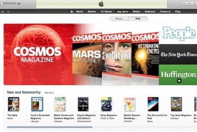 Top-billing on the U.S. App Store shopfront