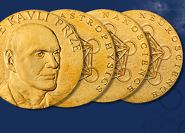 Winners of the 2014 Kavli Prize Scholarships for Science Journalists