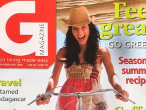Wolseley Acquires G Magazine, Australia's #1 Green Media Brand