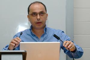 Wilson da Silva, editor in chief of the Australian science magazine COSMOS