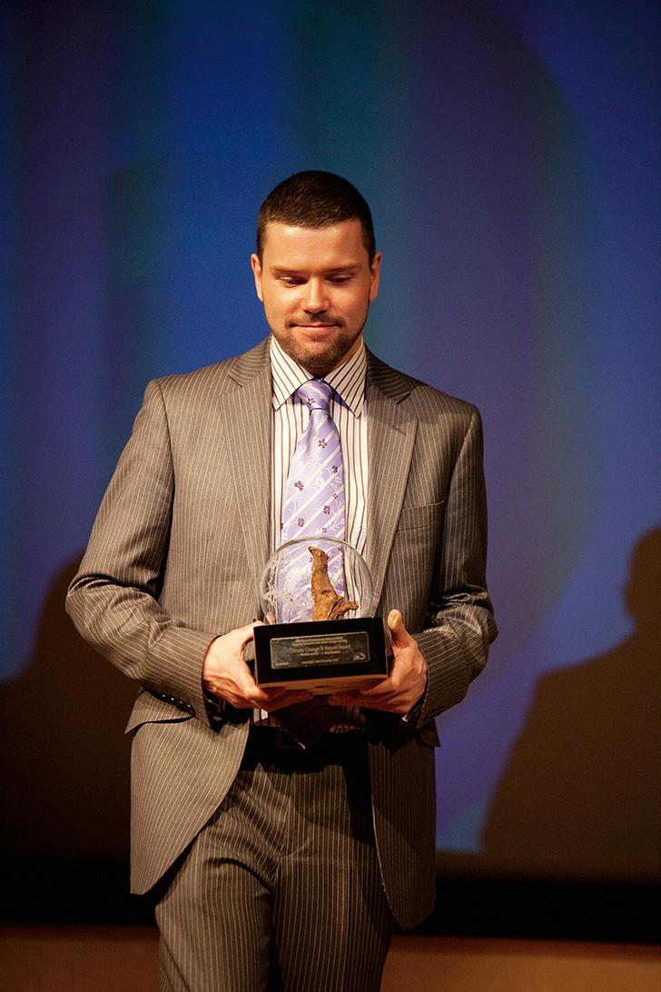 COSMOS deputy editor John Pickrell