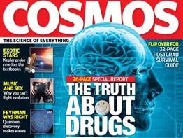 Melbourne scientists acquire Cosmos Magazine
