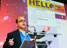 Send an Interstellar SMS During National Science Week