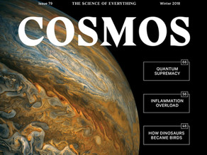The Royal Institution of Australia to Take Over Cosmos Magazine