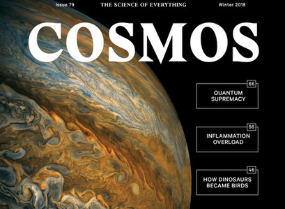 The Royal Institution of Australia to Take Over Cosmos Magazine