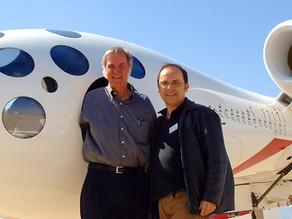 Jornalista Que Vive na Austrália Será o Primeiro Brasileiro a Fazer Turismo Espacial
