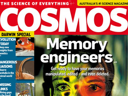 COSMOS Takes Out Magazine of the Year at 2009 Excellence Awards