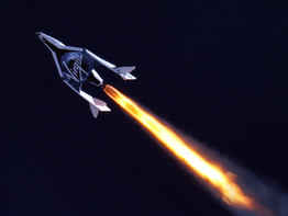 A Deadly Explosion Won't Stop Me Flying Into Space With Virgin Galactic