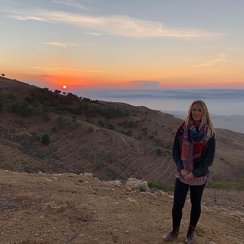 Solo in Jordan
