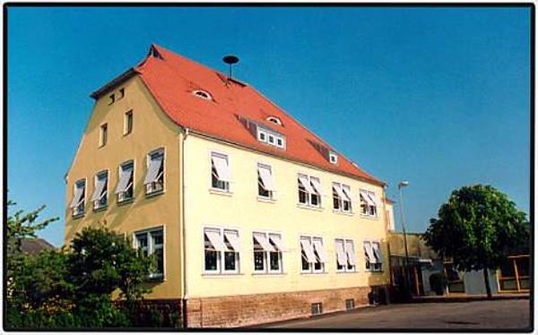 Schulhaus Grundschule Grettstadt