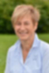 Verwaltungsangestellte Birgit Pohli