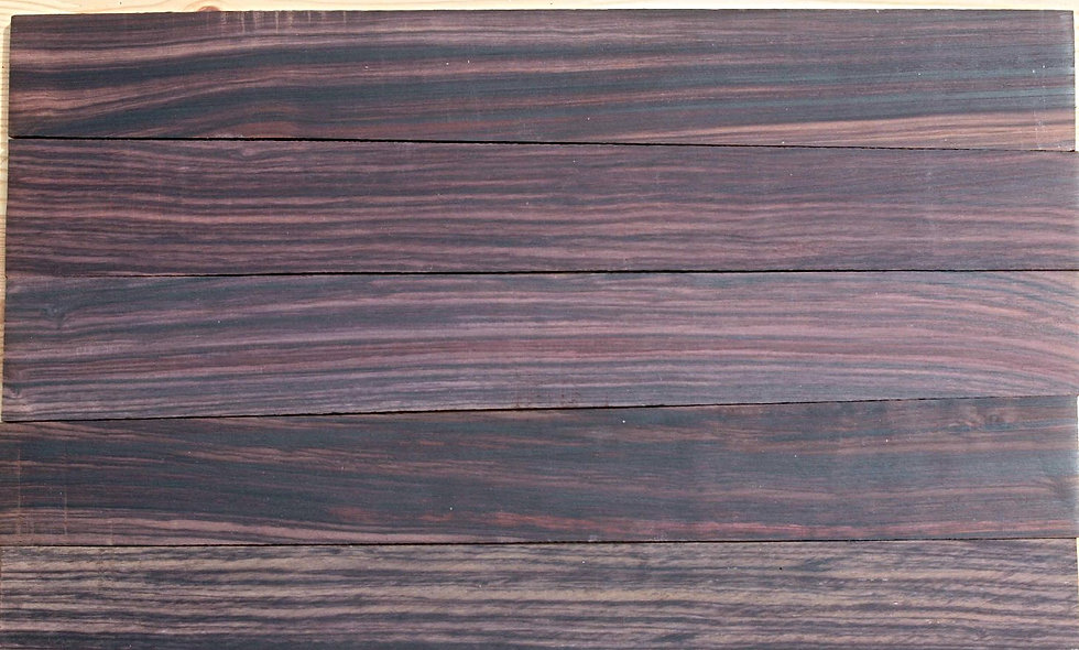 Indian Rosewood Guitar Fingerboards