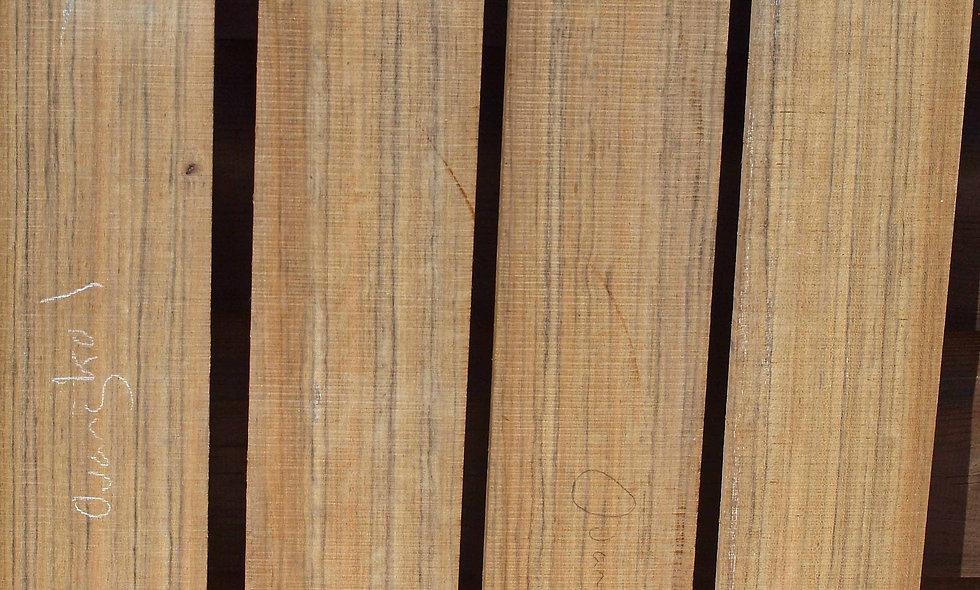 Ovangkol Fingerboards