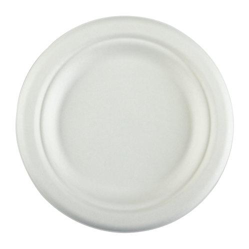 "Bagasse Plate 6"""