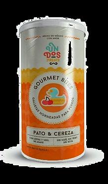 Gourmet Bites Galletas Horneadas - Pato y Cereza 5.5 oz
