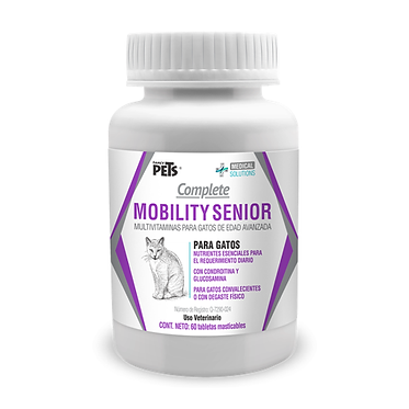 MS Tabletas Mobility Senior
