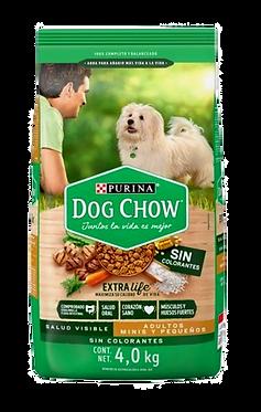 Dog Chow Adulto mini y pequeña 4 Kg