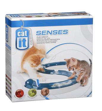 Senses- circuito de juego