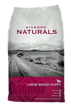 Naturals Large Breed Puppy