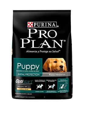 Pro Plan - cachorro raza mediana
