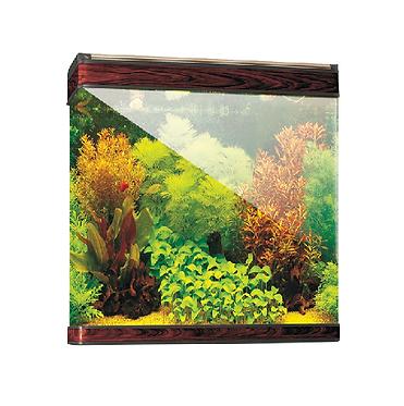 Kit acuario Duralumin Alto con luz LED