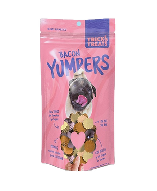 Trick & Treats Bacon Yumpers