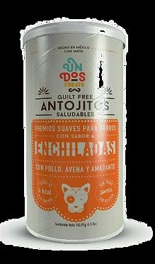 Guilt Free Antojitos Saludables - Enchiladas 5.5 oz