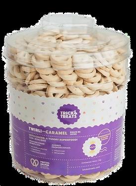 Bote para Caramel - Dulce de leche
