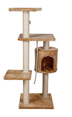 Mueble para gato con casa 112 cms
