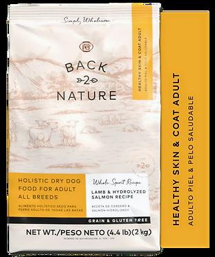 GrandPET Back2Nature Holístico Sin granos Prot. media Piel y Pelo saludables