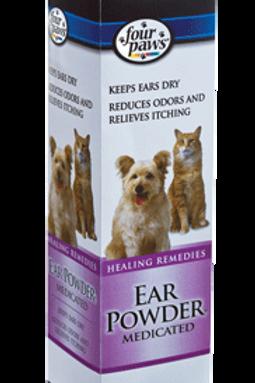 Talco para limpieza de oidos Perros/Gatos