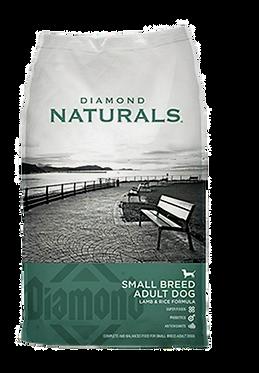 Naturals Small Breed Lamb & Rice