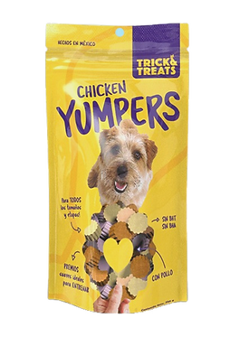 Trick & Treats Chicken Yumpers