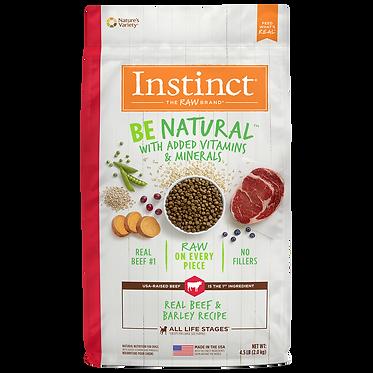 Instinct Be Natural Res Adultos